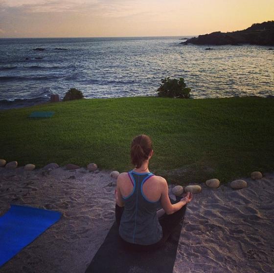 Yoga for the Marathoner's Sanity // Run. Crave. Conquer.