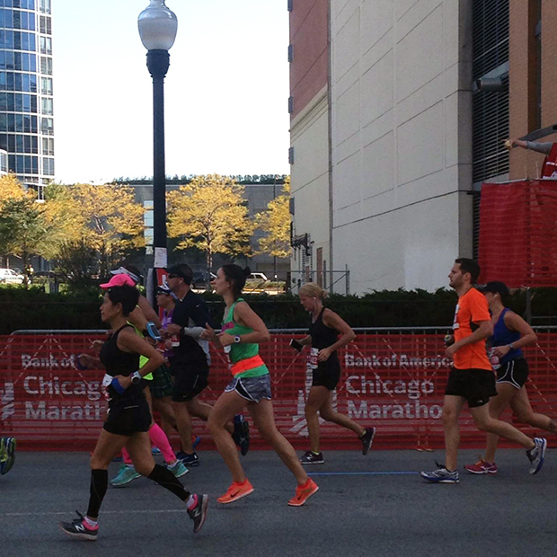 26.2 Wonderful Miles Through Chicago // Run. Crave. Conquer. blog