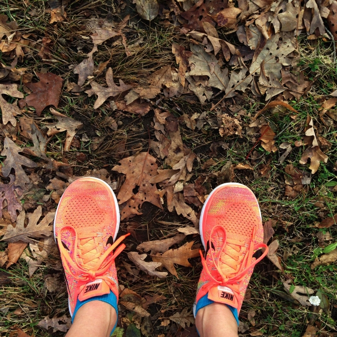 Running & Giving Thanks // Run. Crave. Conquer. blog