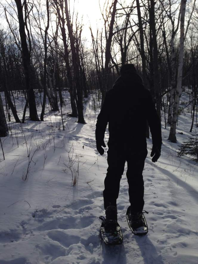 Snowshoe Getaway to Door County // Run. Crave. Conquer. blog