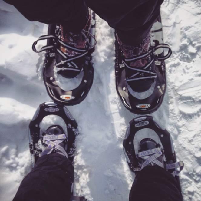 Snowshoe Getaway to Door County // Run. Crave. Conquer. blog