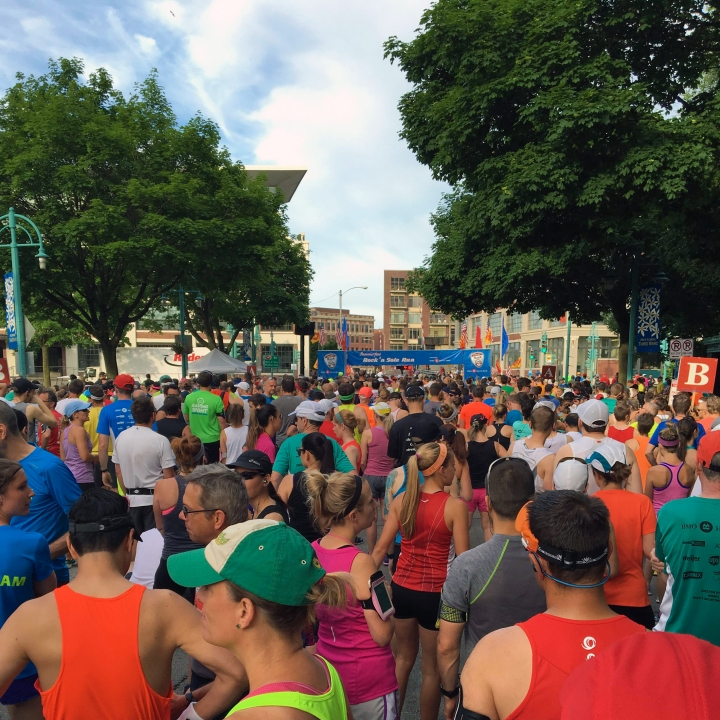 Rock 'n' Sole Half Marathon Recap // Run. Crave. Conquer. blog