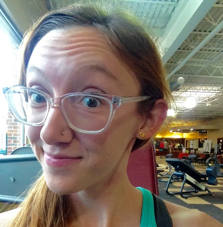 Guest Post! Chronicles of a Gym Newbie // Run. Crave. Conquer. blog