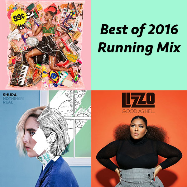 Best of 2016 Running Mix // Run. Crave. Conquer. blog